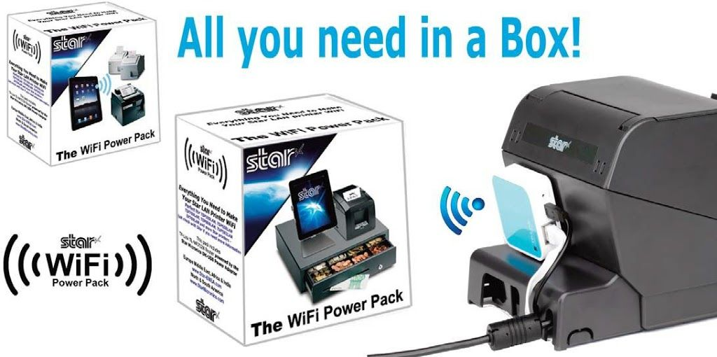 Star WIFI Power Pack Drucker