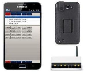 Mobil Gastrokasse E+S Kassensysteme, Kassensoftware