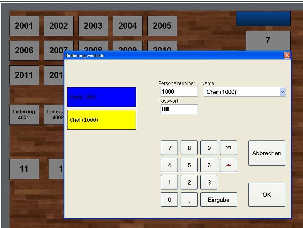 Kasse, Kassensoftware, Kassensysteme, Anmeldung 1 300x225