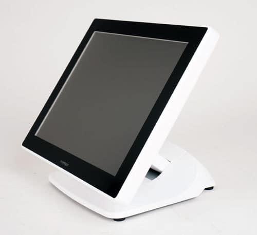 E+S Kassensysteme, Kassensoftware Touchmonitor TM 3115 Weiss