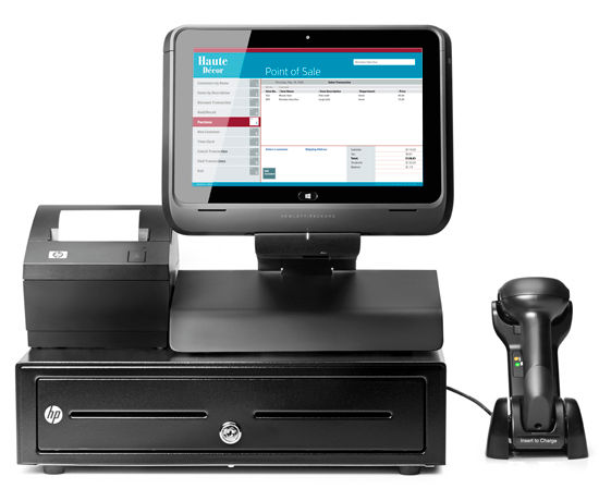 HP Tablet POS