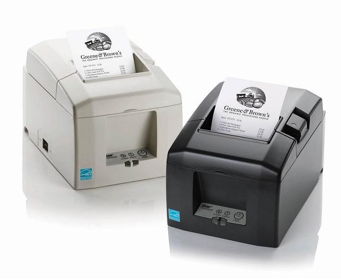 Bondrucker, Kassendrucker