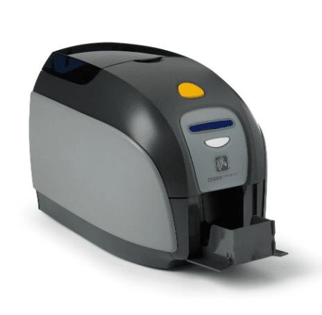 Zebra Kartendrucker 12