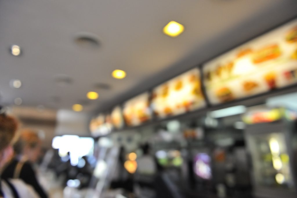 e+s kassensysteme fast food restaurant