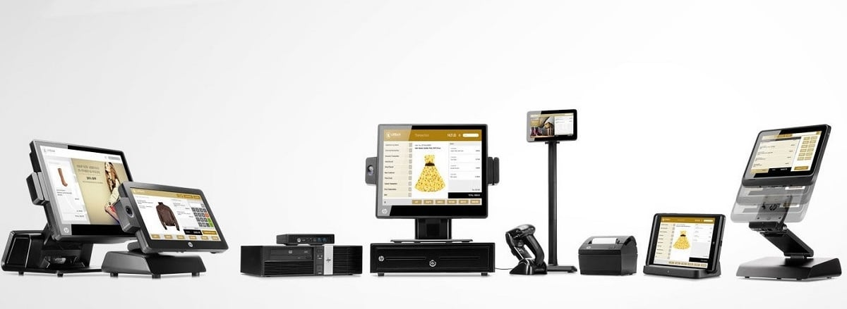HP Kassenslösung mit Maxstore