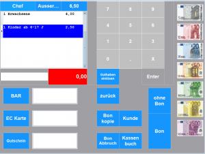 Ticket Kassensoftware Museum, Eintrittskartenverkauf Freizeitpark, Spielpark, Freizeitpark, Schwimmbad