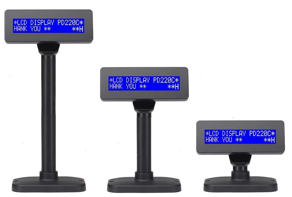 Kundenanzeige VP220C-front-klein