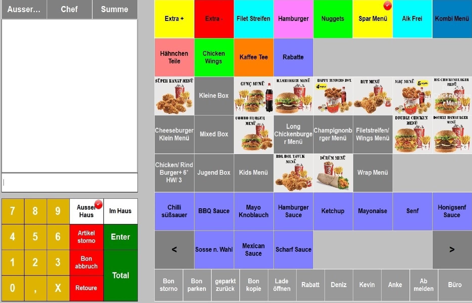 Fast Food-2000