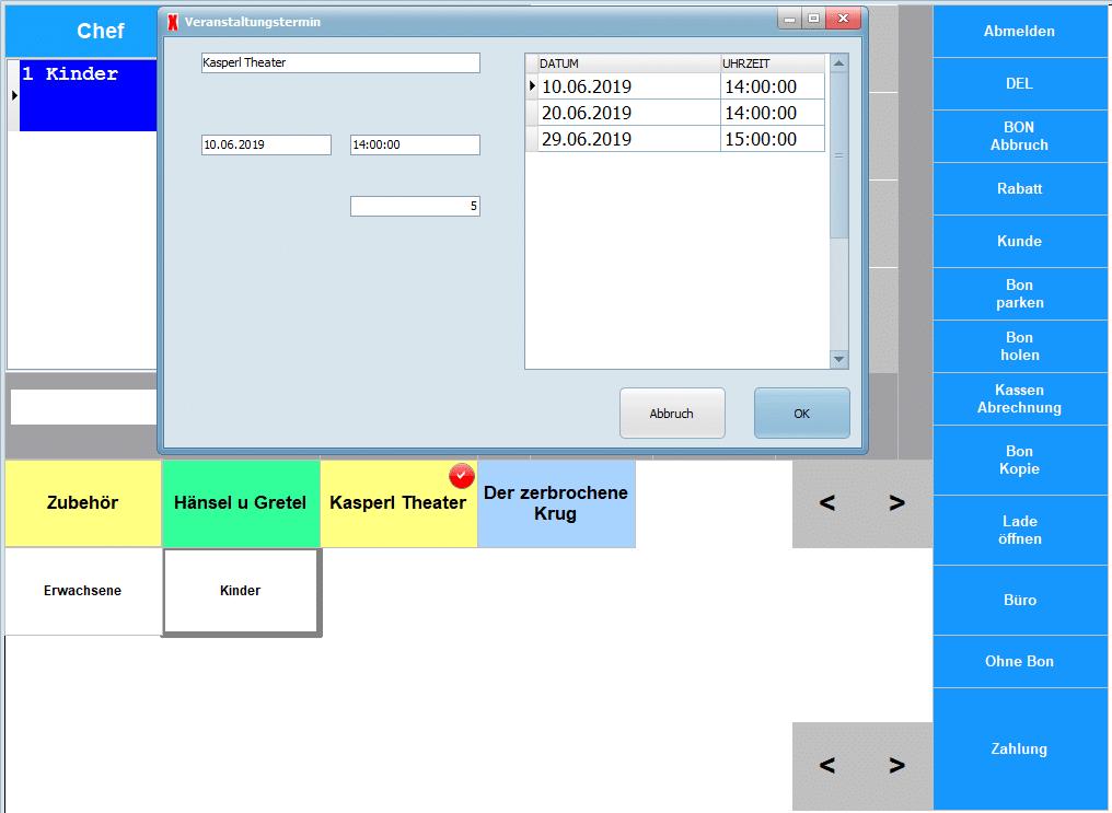 Kassensoftware